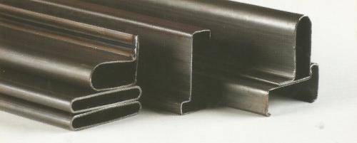 Rieles tipo Unistrut para uso eléctrico. Almarza